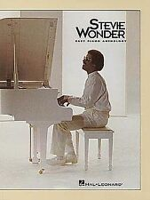 Easy Piano Anthology: Piano Solo Sheet Music / Songbook: Stevie Wonder