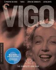 The Complete Jean Vigo (Blu-ray Disc, 2011, 2-Disc Set, Criterion Collection)
