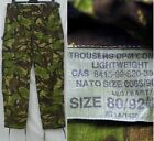 BRITISH ARMY LIGHTWEIGHT TROUSERS, DPM CAMOUFLAGE, HUGE RANGE OF SIZES
