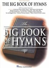 The Big Book of Hymns: Piano, Vocal, Guitar Sheet Music / Songbook