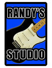 Personalized STUDIO Sign Printed with YOUR NAME..Custom Personalized Signs.strtB