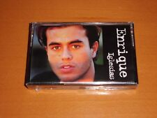 "ENRIQUE IGLESIAS ""SELF TITLED"" S/T CASSETTE TAPE 1995 SPAIN RARE! NEW & SEALED!"