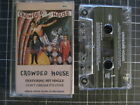 RARE CROWDED HOUSE INDONESIAN CASSETTE TAPE