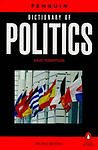 The Penguin Dictionary of Politics by David Robertson (Paperback, 1993)