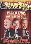 RiffTrax Live!: Plan 9 from Outer Space in Color (DVD, 2010)