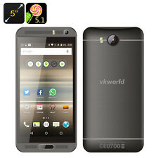VKworld VK800X Android Smartphone - Android 5.1 Quad Core CPU 5 Inch Display,