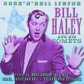 Bill Haley And His Comets-Rock 'N' Roll Legend CD