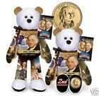 JOHN ADAMS GOLDEN COIN PRESIDENT BEAR #2
