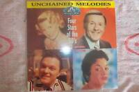 Vinyl-LP - Unchained Melodies - Four Stars of the 50´s - 2 LP´s