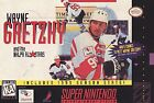 WAYNE GRETZKY NHLPA ALL STARS SNES SUPER NINTENDO GAME