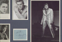 BILLY FURY SIGNED AUTOGRAPH
