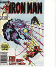 IRON MAN  # 198 (Marvel 1985)