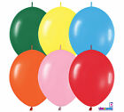 20 BALLOONS asst F. LINK O LOON EZ ARCH party CARNIVAL