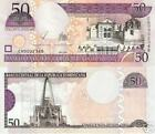 DOMINICAN REPUBLIC 50 Pesos Banknote World Currency Note Money Bill p170d 2004