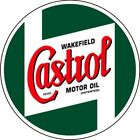 Vintage Castrol Oil Decal - The Best!