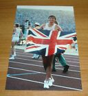 SEB COE GENUINE HAND SIGNED AUTOGRAPH 12x8 PHOTO BRITISH OLYMPIC LA '84 + COA