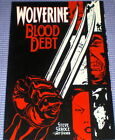 WOLVERINE: BLOOD DEBT TPB VF