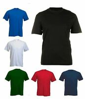 Mens Breathable Premium T Shirts Sizes XS to 6XL  WORK CASUAL SPORTS LEISURE 301