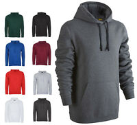 Mens Hooded Sweatshirts Size XS to 4XL HOODIE WORK CASUAL SPORTS LEISURE / 502