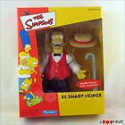 Simpsons World of Springfield WoS Mail-Away Be Sharp Homer playmates figure
