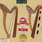 27 String Minstrel Harp,With Case and Learning Book