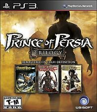 BRAND NEW Sealed Prince of Persia (Trilogy Edition)  (Sony Playstation 3, 2010)