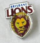 33677 BRISBANE LIONS AFL TEAM LOGO MASCOT LAPEL TIE HAT PIN