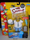 THE WORLD OF SIMPSONS WOS DR. MARVIN MONROE SERIES 10 MOC INTERACTIVE FIGURE