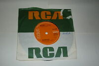 "THE SWEET - Block Buster! - 1973 UK orange RCA Victor label 2-track 7"" single"