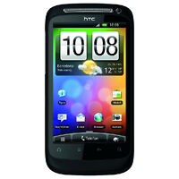 Brand New HTC Desire S Black Android 3G Wi-Fi 5MP Sim Free Unlocked Mobile Phone
