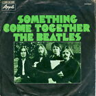 """7""""-Single THE BEATLES - Something / Come Together (1969) GERMANY PS"""