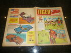 TIGER & JAG Comic - Date 24/01/1970 - Inc Roy of thr Rovers (Manchester)