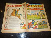 TIGER & JAG Comic - Date 09/05/1970 - Inc Roy of thr Rovers (Melchester)