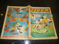 TIGER & JAG Comic - Date 06/06/1970 - Inc Roy of thr Rovers (Melchester)