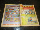 TIGER & JAG Comic - Date 18/07/1970 - Inc Roy of thr Rovers (Melchester)