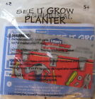 """""""LOWE'S SEE IT GROW PLANTER"""" WOOD CHILDREN'S CRAFT PROJECT"""