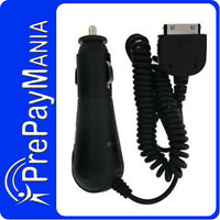 HIGH POWER IN CAR CHARGER FOR APPLE iPHONE 4/4G + 3G/3GS IPOD