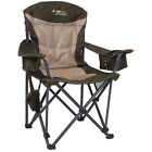 OZtrail TITAN Folding Portable Camping Picnic Arm Chair