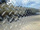 Tread-Checker plate for Boat Trailer Heavy Duty, high polished 1.6mm Thicker