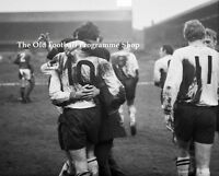 DERBY COUNTY V CARDIFF CITY ~ 1 FEBRUARY 1969 ~ 6X4 ACTION PHOTO (1)