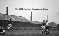 DERBY COUNTY V CARDIFF CITY ~ 1 SEPTEMBER 1965 ~ 6X4 ACTION PHOTO (2)