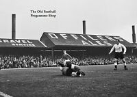 DERBY COUNTY V CARDIFF CITY ~ 1 SEPTEMBER 1965 ~ 6X4 ACTION PHOTO (3)