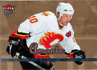 05-06 Ultra AMONTE Gold Medallion #32 Calgary Flames Fleer UD Upper Deck TONY