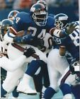 OTTIS ANDERSON NEW YORK GIANTS UNSIGNED 8X10 PHOTO