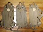 Lot of 3 USMC SOURCE 3L Hydration System Backpack CARRIER ONLY Desert Coyote Tan