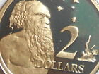"2004 AUSTRALIAN $2 PROOF COIN X MINT SET ""AUSTRALIAN TWO DOLLAR $2.00 2x2 HOLDER"