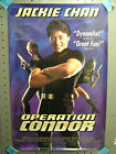 OPERATION CONDOR Video Poster- JACKIE CHAN (ITCPO-959)
