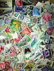 1000+ BULK WORLDWIDE STAMPS OFF PAPER-FREE SHIPPING to USA & CAN others 40% off