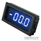 DC 0-20A Blue 3 1/2 Digital LED Amp current meter ammeter panel meter