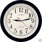 Original Backward (Anti-Clockwise) Novelty Wall Clock